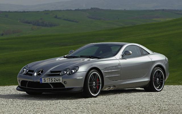 MERCEDES CLASSE SLR occasion, achat Mercedes Classe slr occasion