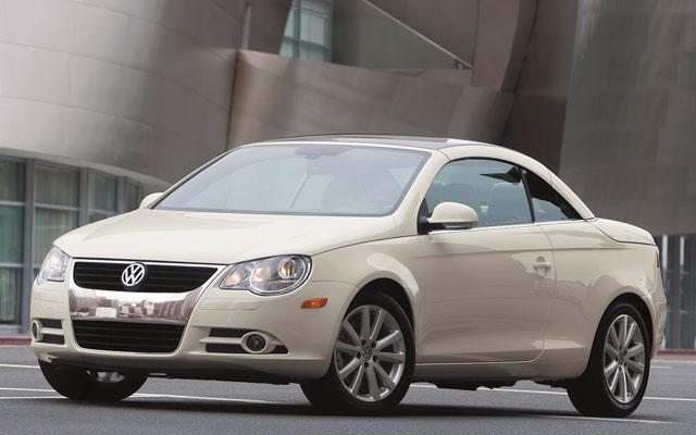 2008 Volkswagen Eos