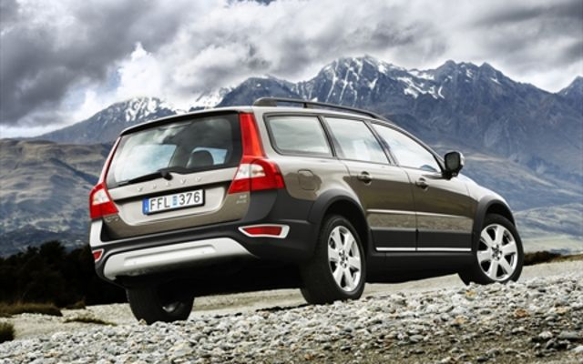 Volvo XC70 Top Specification