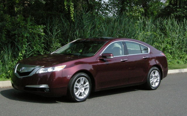 2009 Acura TL - Tests, news, photos, videos and wallpapers ...