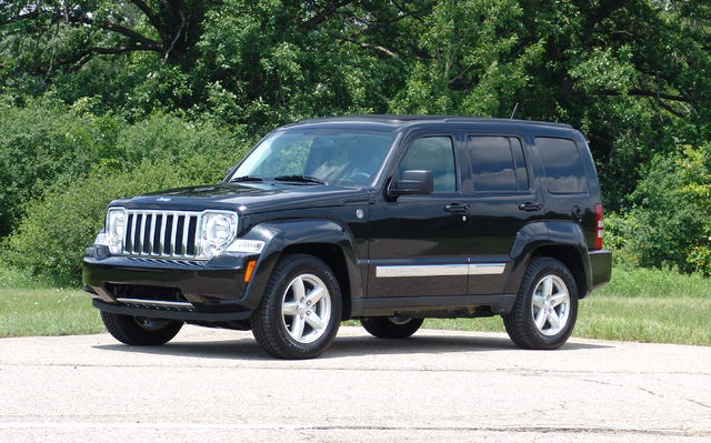 2009 jeep liberty tests news photos videos and. Black Bedroom Furniture Sets. Home Design Ideas
