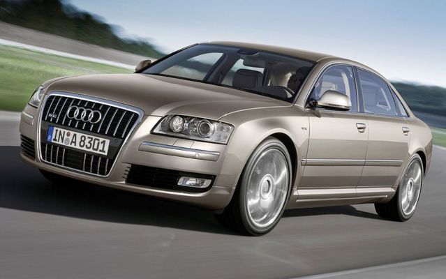 audi a8 performance submited images