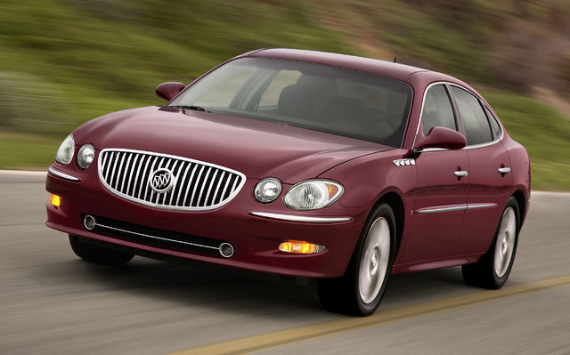2009 Buick Allure Cx Price Engine Full Technical
