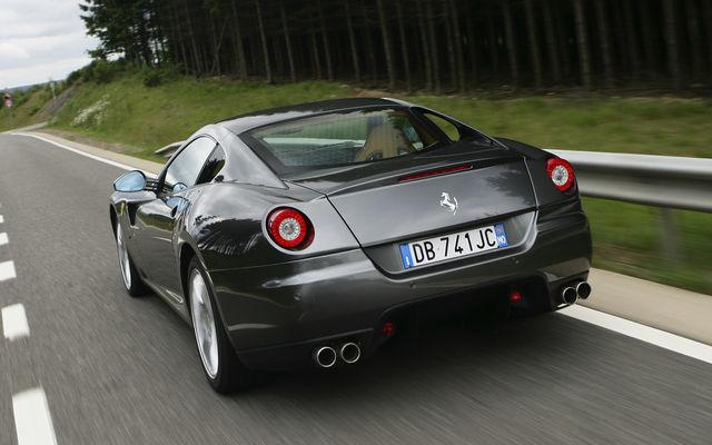 ferrari 599. 2009 Ferrari 599