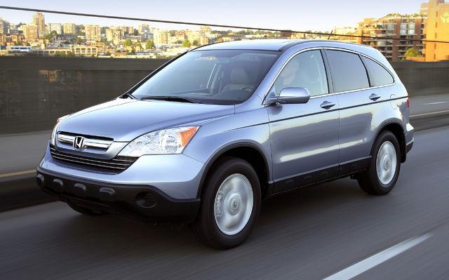Honda cr v 2009
