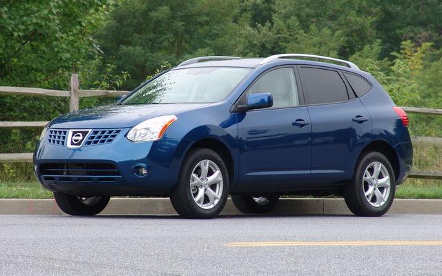 2009 Nissan Rogue Interior. Nissan Rogue