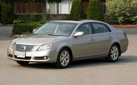2009 Toyota Avalon Tests News Photos Videos And