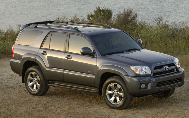 2009 toyota 4runner tests news photos videos and wallpapers the car guide. Black Bedroom Furniture Sets. Home Design Ideas