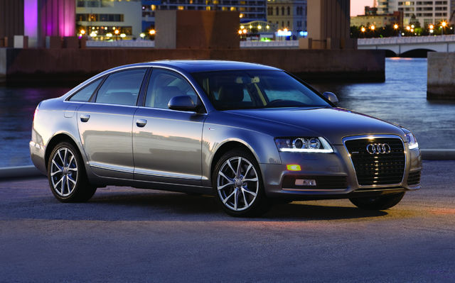 2010 Audi A6 cOLLECTION GALLERY