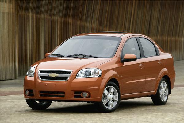 2010 Chevy Aveo LS