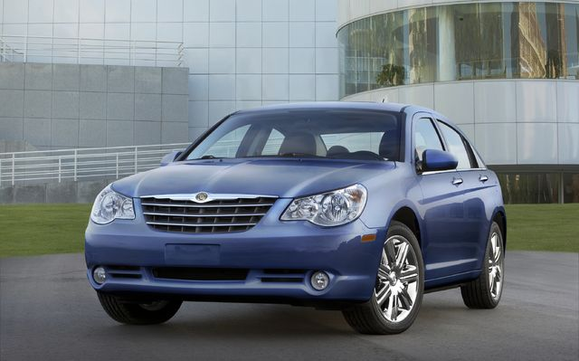 2010 Chrysler Sebring Review and Images