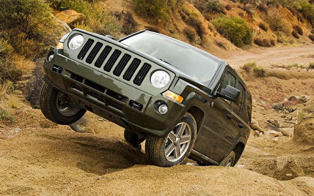 Jeep Patriot Interior Dimensions 2010 Jeep Patriot Interior