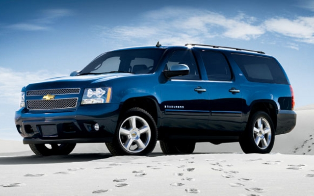 best full size suvs for 2011 the car guide. Black Bedroom Furniture Sets. Home Design Ideas