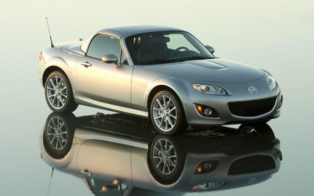 Mazda Mx5 2011. 2011 Mazda MX-5