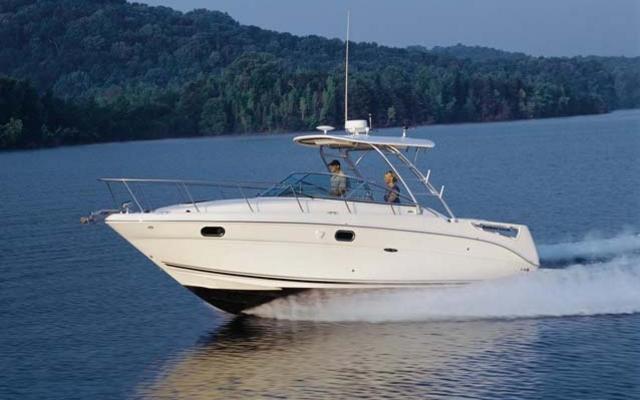 2011 Sea Ray 290 Amberjack