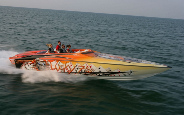 2011 Baja 35 Outlaw - Tests, news, photos, videos and wallpapers - The Boat ...