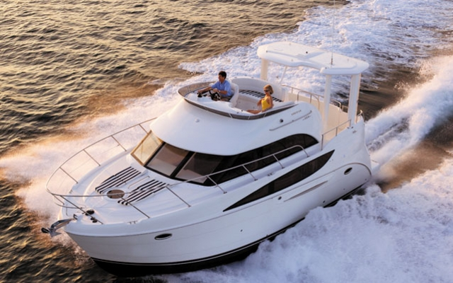 ... motoryacht design, then reach for one of our stars - the Meridian 368.