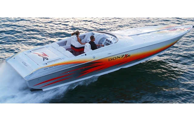 2011 Donzi 35 ZR - Tests, news, photos, videos and wallpapers - The Boat ...