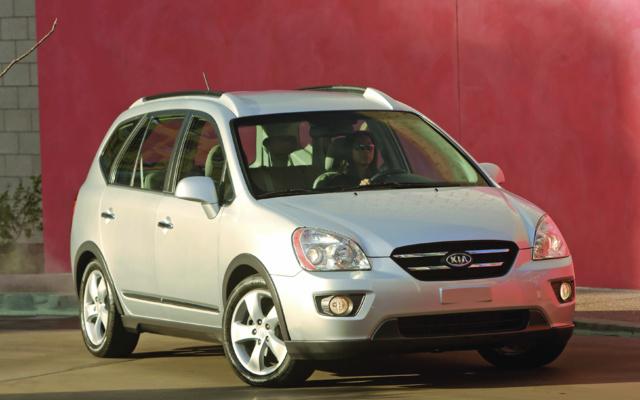 2012 Kia Rondo Lx 5 Seater Price Engine Full Technical