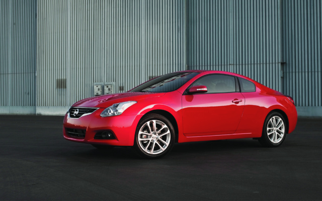 2012 Nissan Altima Tests News Photos Videos And Wallpapers The