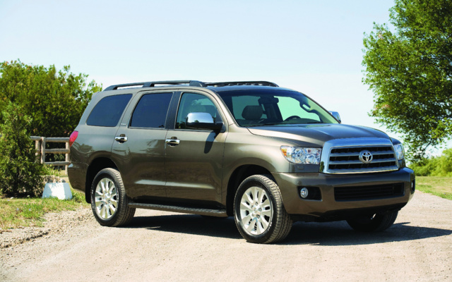2012 toyota sequoia sr5 4 6l price engine full technical specifications the car guide. Black Bedroom Furniture Sets. Home Design Ideas
