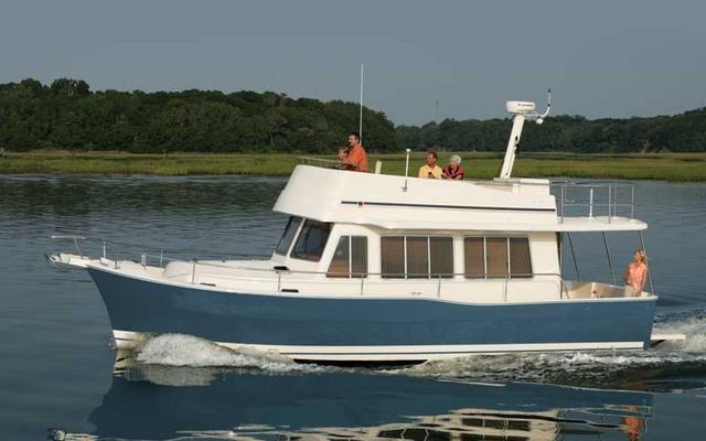 2012 Mainship 414 Trawler