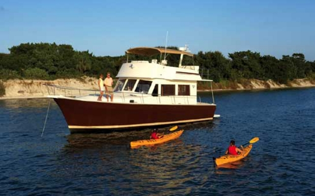 2012 Mainship 479 Trawler