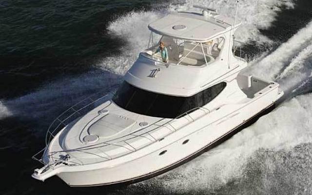 2012 Silverton 45 Convertible