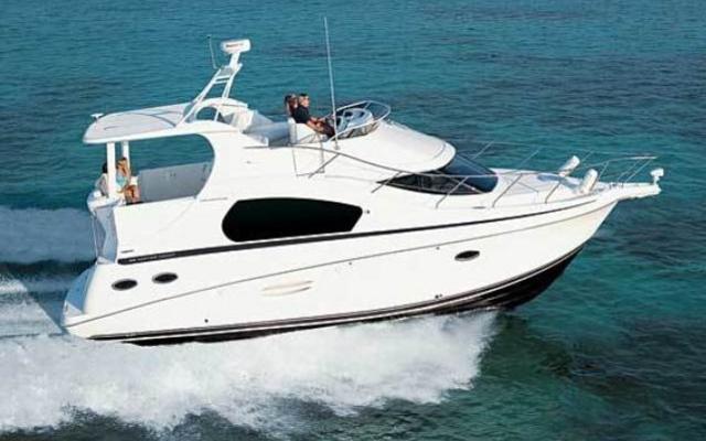 2012 Silverton 35 Motor Yachts