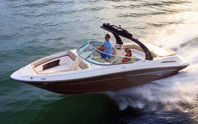 2012 Sea Ray 250 SLX - Tests, news, photos, videos and wallpapers - The Boat ...