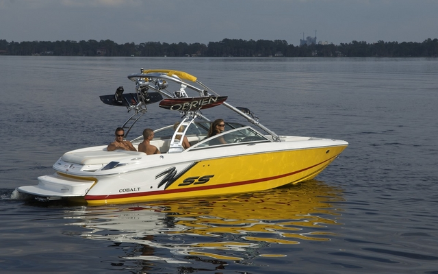 2012 Cobalt 230 wss - Tests, news, photos, videos and wallpapers - The Boat ...