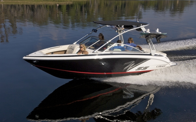 2012 Cobalt 232 wss - Tests, news, photos, videos and wallpapers - The Boat ...