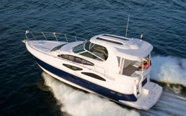 2012 Cruisers 455 Express Motoryacht. The irony of yachting ...