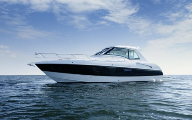 Once you experience the 48 Cantius no other yacht in the world will feel as ...
