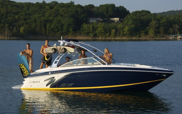 2012 Cobalt 242 wss - Tests, news, photos, videos and wallpapers - The Boat ...
