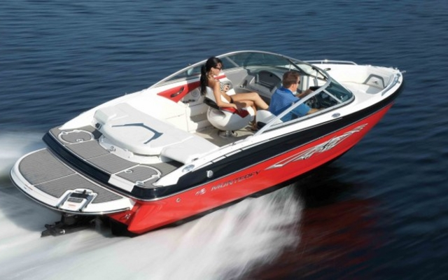 2012 Monterey 204 FS - Tests, news, photos, videos and wallpapers - The Boat ...