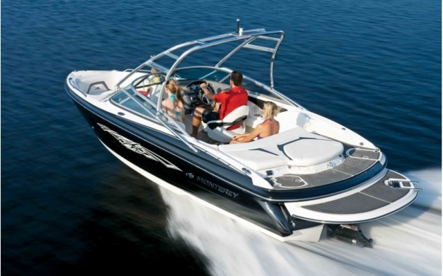 2012 Monterey 224 FS - Tests, news, photos, videos and wallpapers - The Boat ...