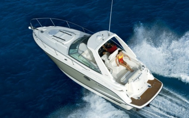 2012 Monterey 280SCR - Tests, news, photos, videos and wallpapers - The Boat ...