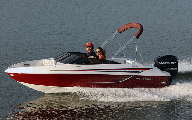 2012 Larson LX 620 - Tests, news, photos, videos and wallpapers - The Boat ...