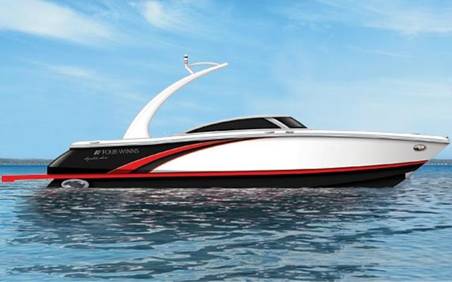 2012 Four Winns H230 SS