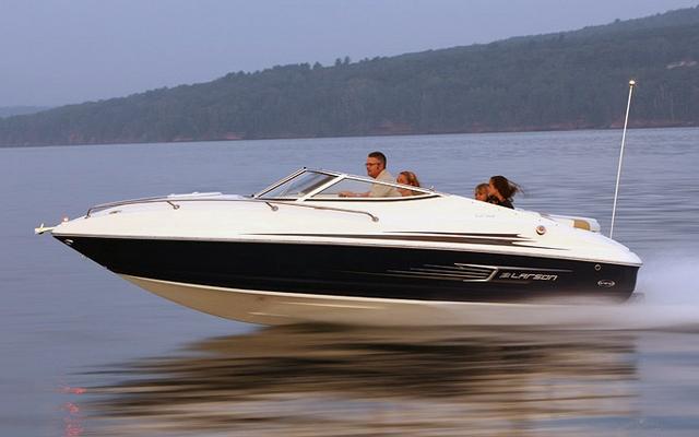 2012 Larson LX 2060 Cuddy