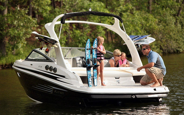 2012 Larson LXi 238 - Tests, news, photos, videos and wallpapers - The Boat ...