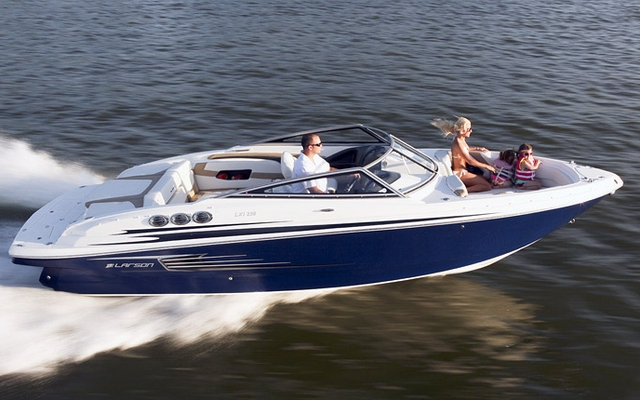 2012 Larson LXi 258 - Tests, news, photos, videos and wallpapers - The Boat ...