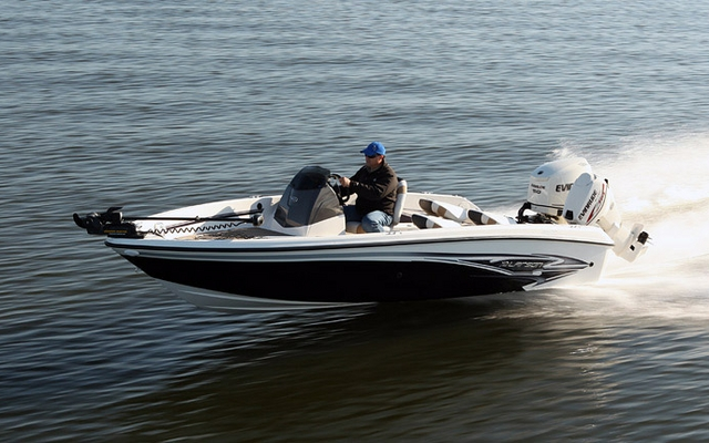 2012 Larson 1750 SC