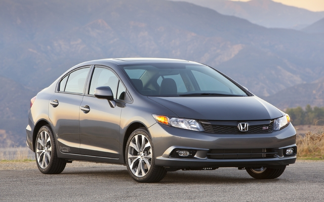 Pictures: Honda Civic 2013 Launched in Pakistan