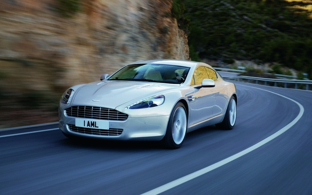 2013 Aston Martin Rapide - Tests, news, photos, videos and wallpapers ...