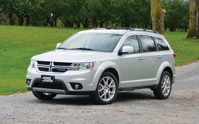 2013 Dodge Journey Se Canada Value Pack Price Engine