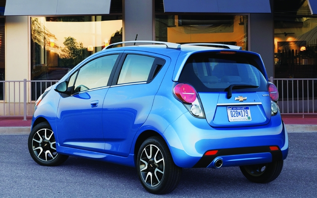 2013 chevrolet spark ls price engine full technical specifications the car guide. Black Bedroom Furniture Sets. Home Design Ideas