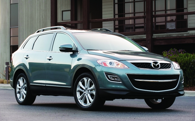 2013 mazda cx 9 gs fwd price engine full technical. Black Bedroom Furniture Sets. Home Design Ideas