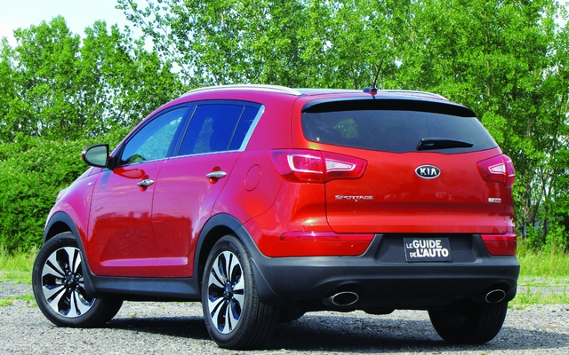 kia sportage 2013 essais nouvelles actualit s photos vid os et fonds d 39 cran le guide de. Black Bedroom Furniture Sets. Home Design Ideas